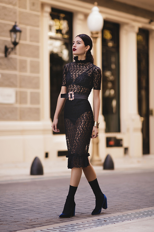 Modelo Camila Mancini por Ruben Arzamendia