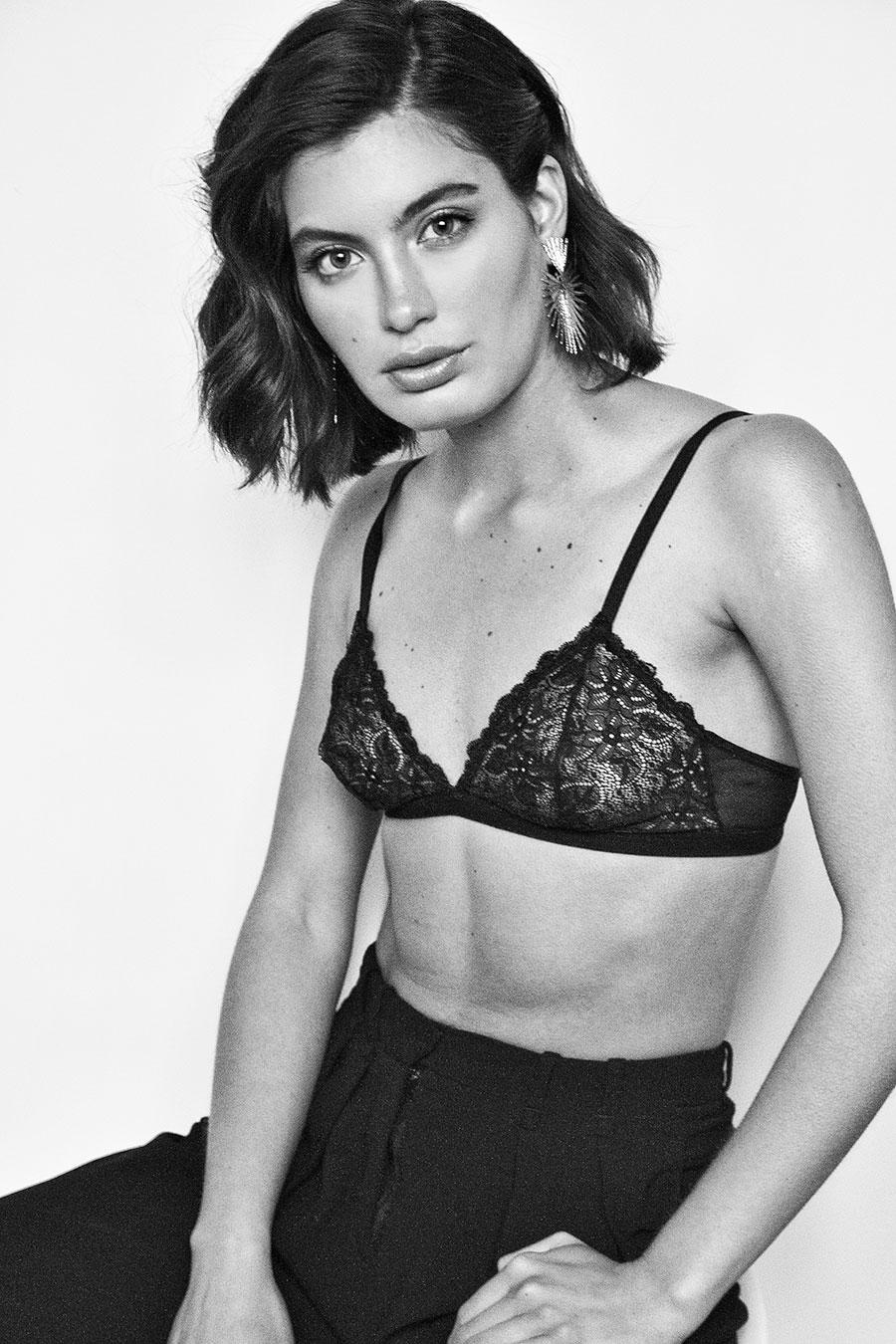 Modelo Camila Mancini por Yas Amado